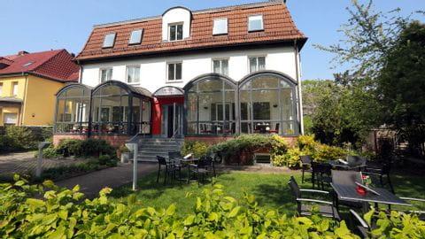 Elbe-Radweg Hotel