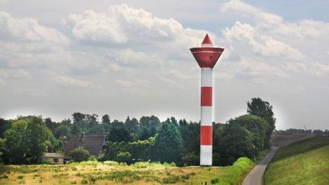 Radreise Weser