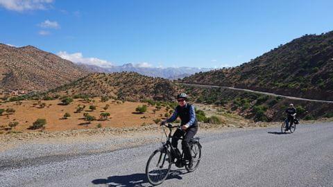 Radurlaub Marokko