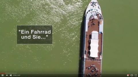 Rad und Schiff Donau