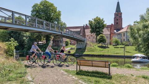 Radreise Berliner Seen