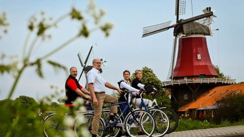 Bike Tour Eastern Frisia Islands
