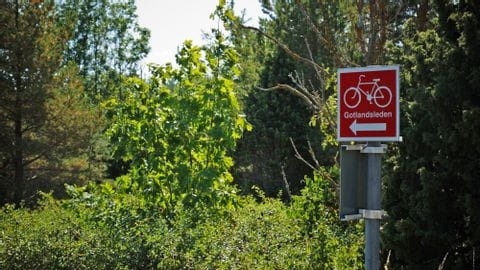 Radreise Schweden