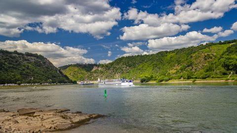Rhein Rad und Schiff