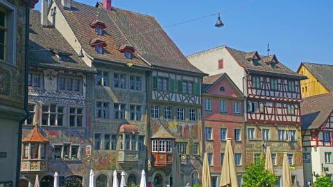 Radreise Bodensee