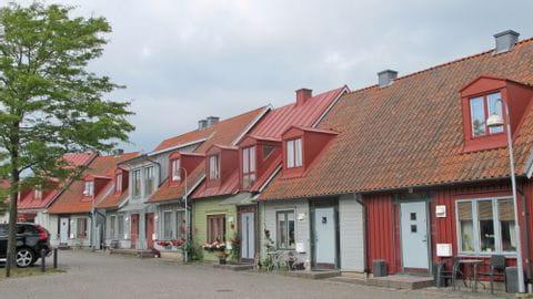 Radurlaub Kattegat Schweden
