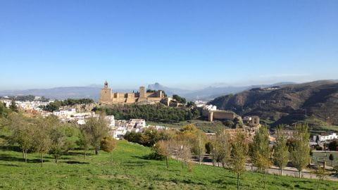 Radreisen Andalusien