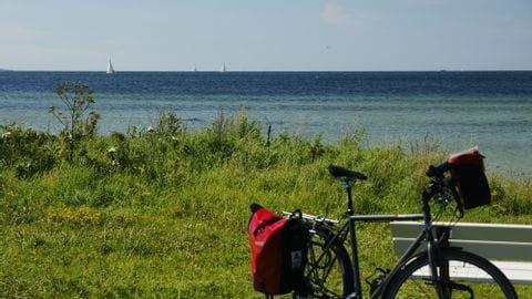 Radreise Ostseeküste