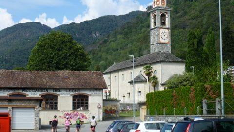 Radreise Schweiz