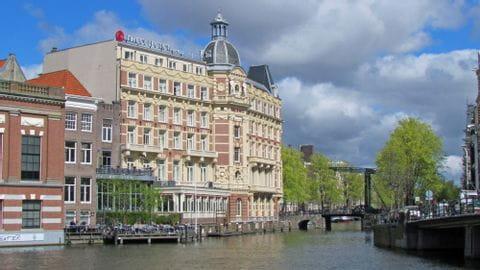 Radurlaub Amsterdam am Ijsselmeer