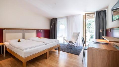Berliner Seen Hotelzimmer
