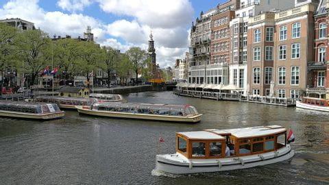 Amsterdam Radreise Ijsselmeer