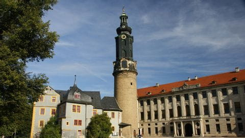 Radurlaub Weimar
