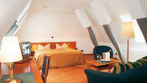 Hotel zur Krone Zimmer