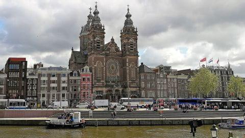 Radreise Niederlande