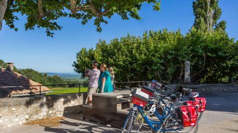 Radreisen Frankreich Provence