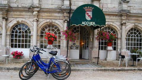 Radreisen Burgund