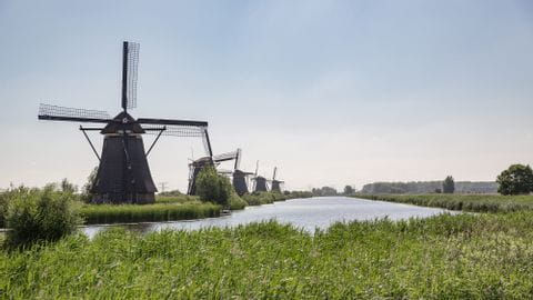 Bike&Ship tour Holland