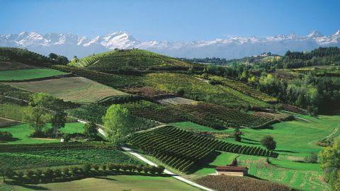 Radreisen Piemont Sternfahrt