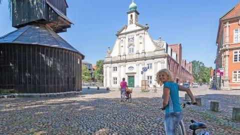 Radreise Lüneburg