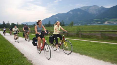 Radreisen Österreich