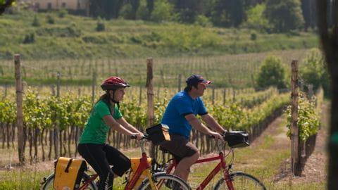 Fahrradreisen Italien