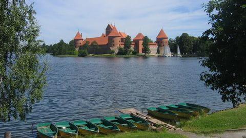 Baltikum Veloreise