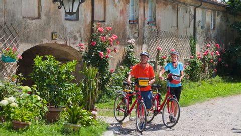 Italien Fahrrad