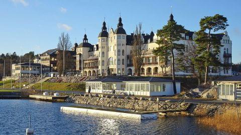 Radreise Stockholm