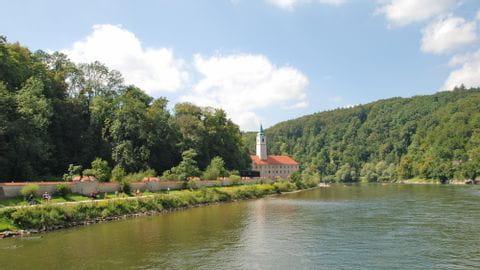 Radurlaub Donau