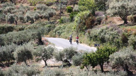Radreisen Spanien