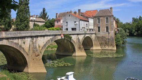 Radreise Burgund