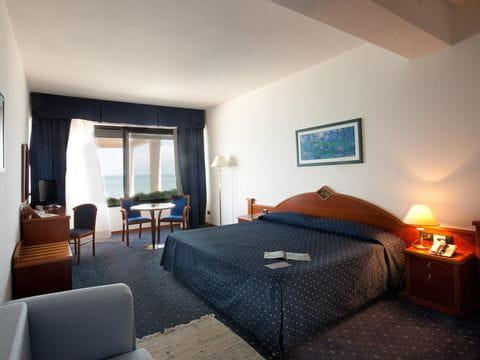 Pool at Hotel Lido at Lake Garda
