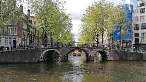 Radurlaub Amsterdam