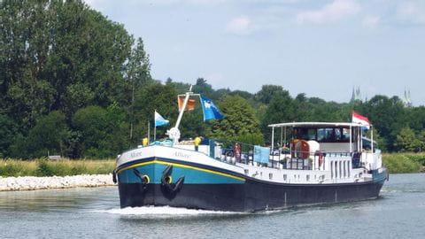 Rad und Schiff Main