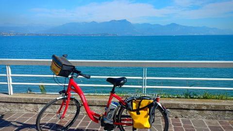 Gardasee Radreise Sternfahrt