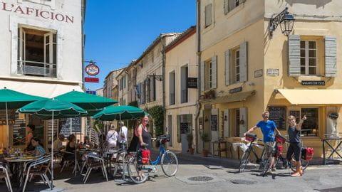 Radreisen Frankreich