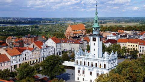 Radreise Polen