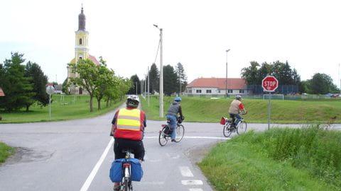 Radurlaub Ungarn