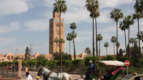 Radreisen Marokko