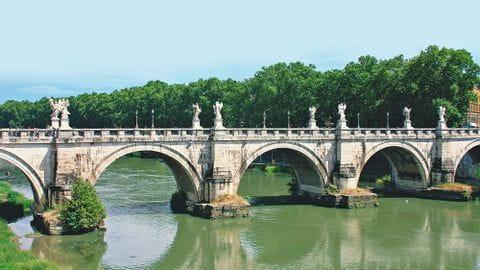 Fahrradreisen Florenz-Rom