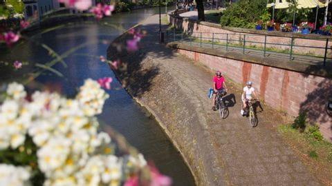 Radreise Frankreich