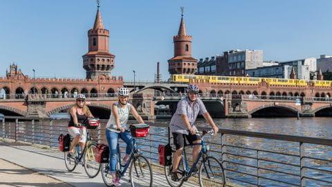 Radreise Deutschland Berlin