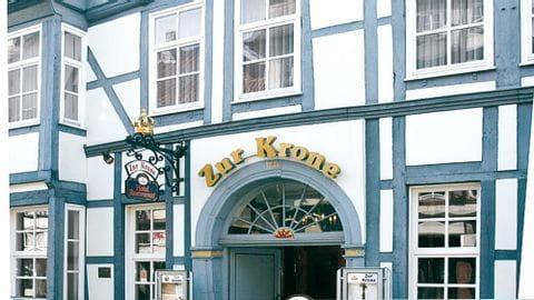 Hotel zur Krone außen