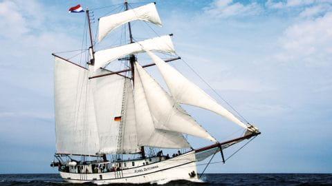 Rad und Schiff Schottland