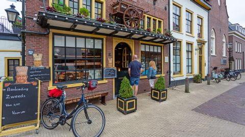 Radurlaub Ijsselmeer in Harderwijk