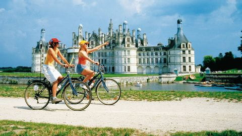 Radreise Loire