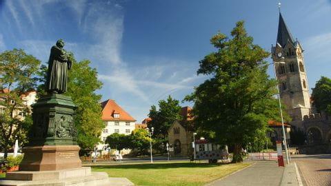Radreise Deutschland Thueringen