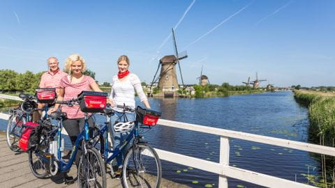 Bike&Ship tour Holland