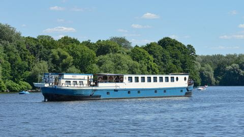 Rad und Schiff MS Olympia